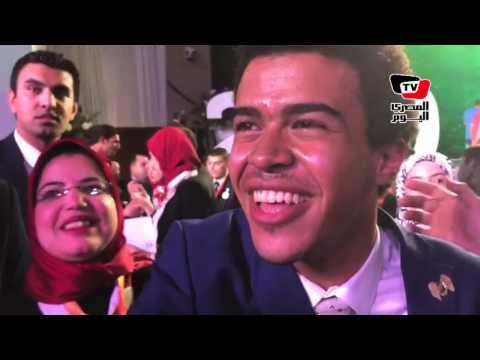 وزير التنمية المحلية يشيد بـ«ياسين» في مؤتمر الشباب بالإسكندرية