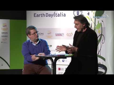 Maratona Web per la Terra 2013 - Grenn Cross negli studi di Earth Day Italia