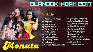 [Full Album] Monata Live Blandok Indah - Terbaru album Ninja Opo Vespa