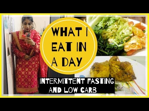 Atkins diet - What I eat in a day for weight loss  Intermittent Fasting + Low Carb Diet  Azra Khan Fitness