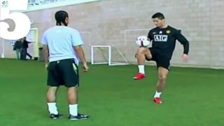 Video Cristiano Ronaldo AMAZING Freestyle Football Skills | #5 Silks MP3, 3GP, MP4, WEBM, AVI, FLV Agustus 2018