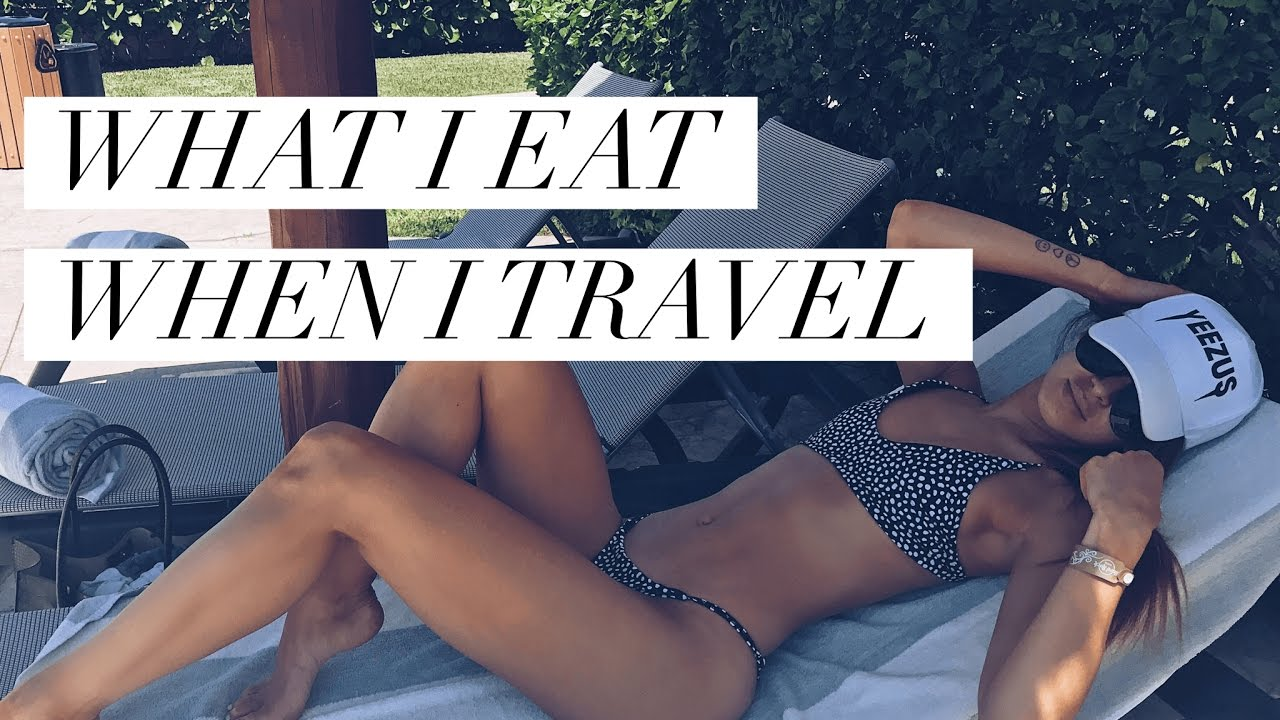 How I Stay Healthy On Vacation | DANIELLE PEAZER
