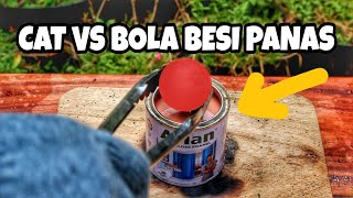 Video WOW!! Eksperimen CAT vs BOLA BESI PANAS.. MP3, 3GP, MP4, WEBM, AVI, FLV Januari 2019