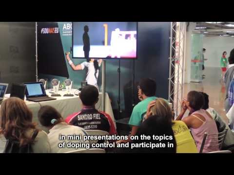 Ação Educativa ABCD - Paralimpíadas Escolares 2014 (legenda em inlgês)