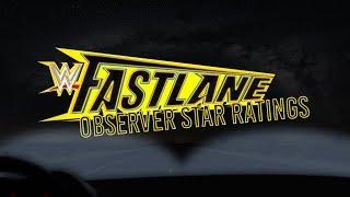 Nonton WWE Fastlane Wrestling Observer Star Ratings Film Subtitle Indonesia Streaming Movie Download