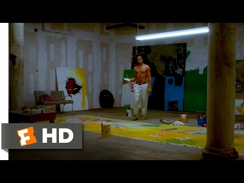 Basquiat (6/12) Movie CLIP - Painting To Jazz (1996) HD