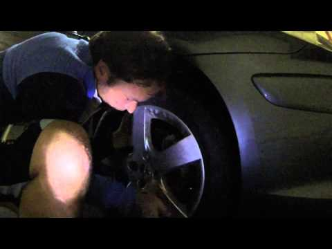 Peugeot 307 XSi - Suspensión Regulable