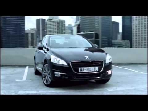 Peugeot 508 Peugeot 508 reklama (2011)