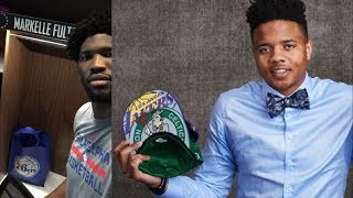 76ers Trading up to Draft Markelle Fultz! Celtics 1st Pick!