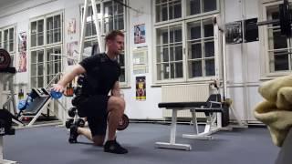 OPTImalno ravnotežje in noge