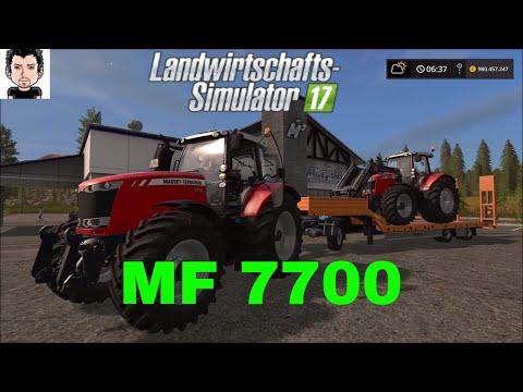 Massey Ferguson 7700 More Realistic v1.1