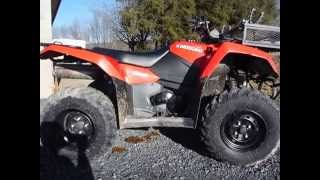1. Suzuki King Quad 400FSI Review