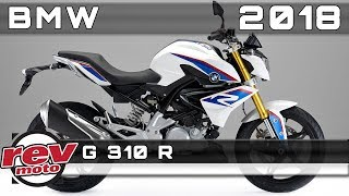 10. 2018 BMW G 310 R Review Rendered Price Release Date