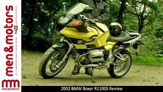 3. 2002 BMW Boxer R1100S Review