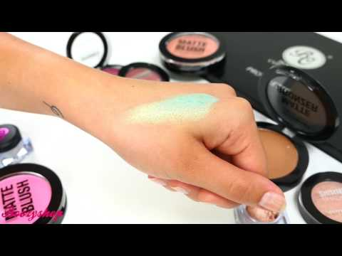 City Color City Color Shimmer Shadow Hint of Mint