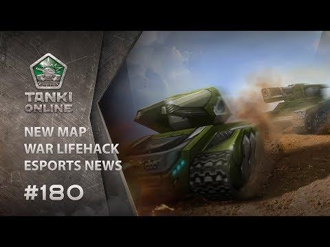 Tanki Online V-LOG: Episode 180