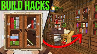 Most INSANE Minecraft MAP ART Tips, Tricks & Pranks!