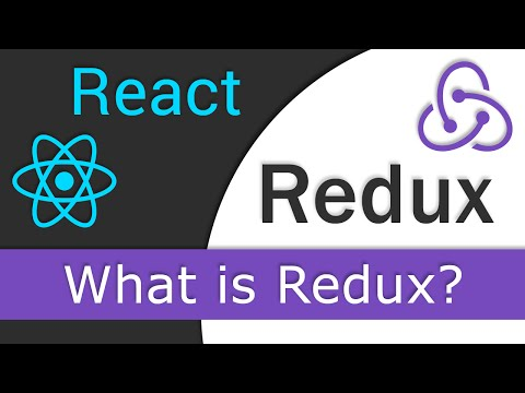 React JS / Redux Tutorial  - 1 - What is Redux?
