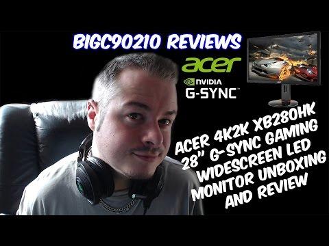 Acer 4k2k XB280HK 28