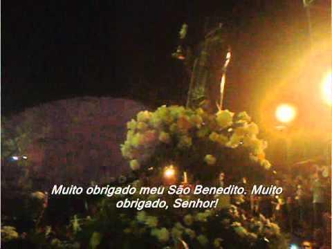 Festejo de São Benedito - Pedreiras/MA - Adeus São Benedito
