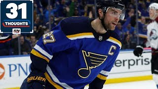 Will Alex Pietrangelo Be a Maple Leaf? and What is Going on In St. Louis!? | 31 Thoughts by Sportsnet Canada