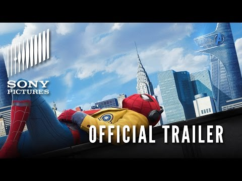 spider-man: homecoming official trailer #2 in hd