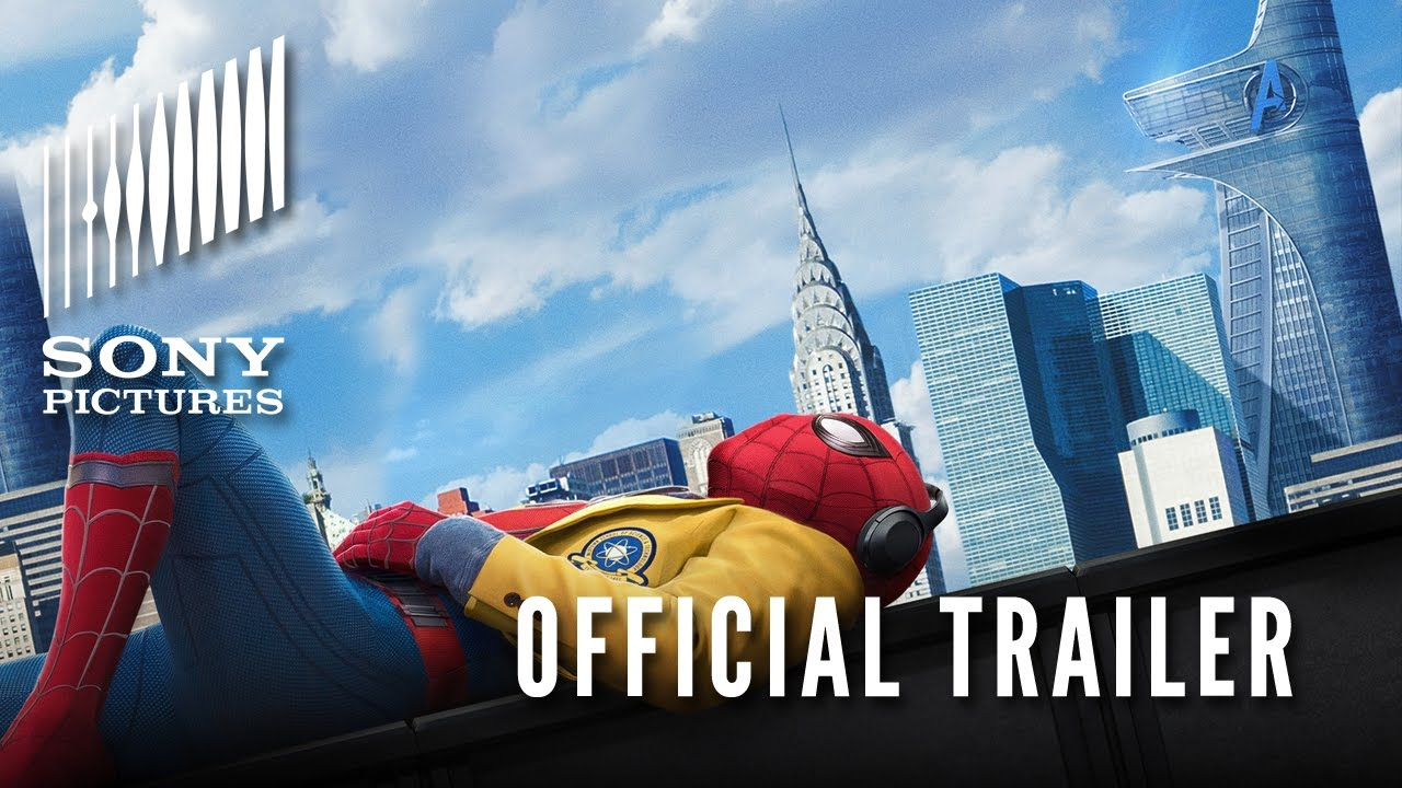 Movie Trailer #2: Spider-Man: Homecoming (2017)