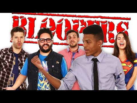 """Adjustments - Joe gets angry and takes it out on helpless cockroach. This week on BLOOPERS! The 4th Annual Streamys are Here! Vote SourceFed for the """"Audience Choice Award"""" everyday until September..."""