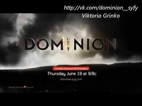 Dominion Season 1 Episode 1 Promo [RUS SUB]