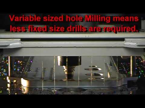 Fabricator XRP Plasma, Drilling and Milling Machine