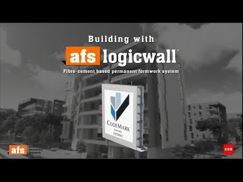 Building with AFS Logicwall® overview