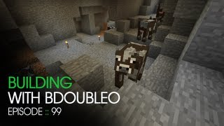 Minecraft Building with BdoubleO - Episode 99 - Cows Found