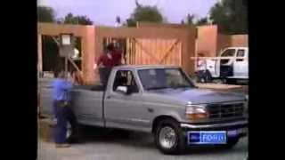 Ford F150 Commercial Videos  by Stagevucom