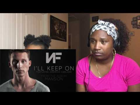 NF - I'll Keep On (Audio) ft. Jeremiah Carlson REACTION