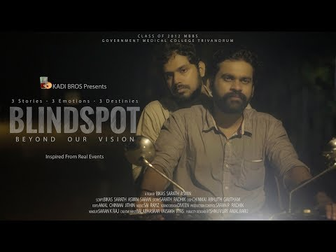 BLINDSPOT | Malayalam Short Film |  With English Subtitles | 3 Stories | Inspired From Real Events |