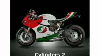 9. 2012 Ducati Panigale 1199 S Tricolore Details and Review