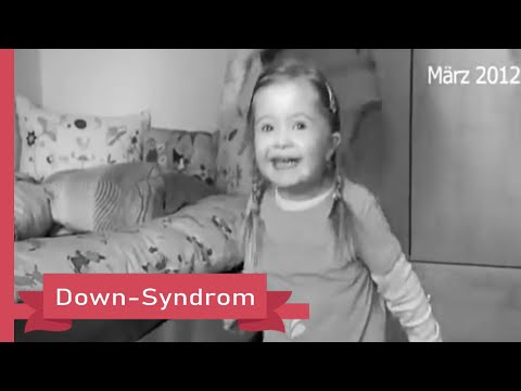 Watch video Down-Syndrom: Theresa aus Riedenburg