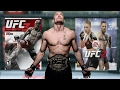 Fighter Uniqueness Ufc Undisputed 3 Vs Ea Sports Ufc 2