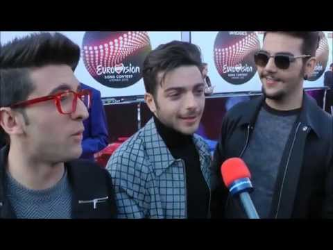Italy 2015: Interview with Il Volo