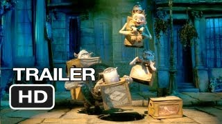 The Boxtrolls Official Teaser Trailer #1 (2014) - Simon Pegg Movie HD