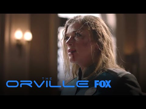 Kelly Gets Interrogated By An Evil Commander   Season 1 Ep. 4   THE ORVILLE
