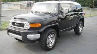 2008 Toyota FJ Cruiser Start Up, Exhaust, And In Depth Tour