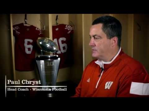 Paul Chryst: Welcome Home - VIDEO