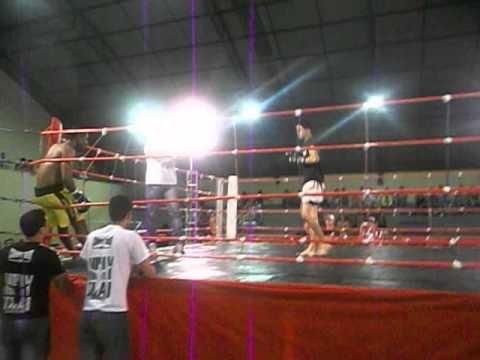 José barbosa vs wilian G1 Open Fight Quatigua PR  2º Round