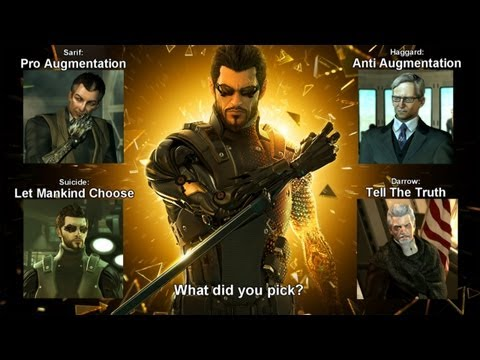 players moral choices and how they influence the character in video games Aaron looks at why morality in video games rarely these choices will usually affect your character in it gave a better impression of player choice, moral.