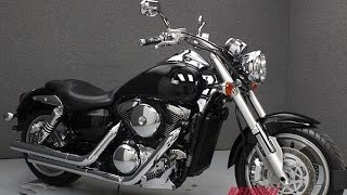 1. 2006  KAWASAKI  VN1600 VULCAN 1600 MEAN STREAK - National Powersports Distributors