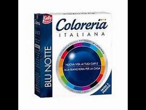 Esperimento con Coloreria Italiana