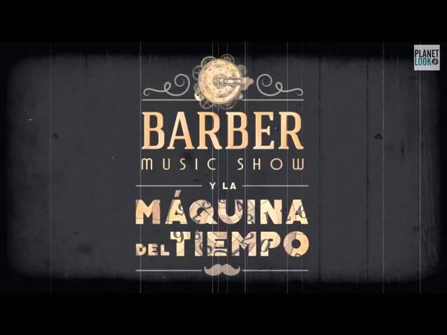 Barber Music Show y la Máquina del Tiempo by SAUL&ARTERO