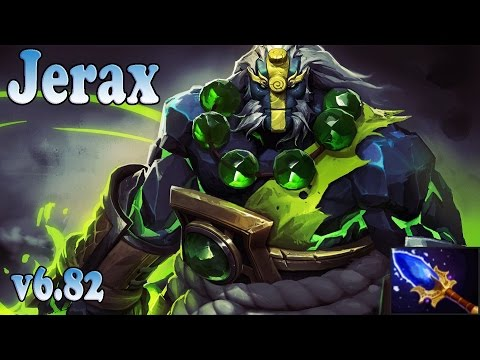 Jerax, best Earth Spirit