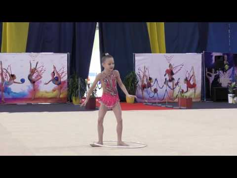 Музыка из rhythmic gymnastics miami
